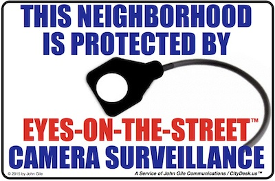 Neighborhood Safety Sign 1